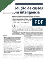 Redução de Custos com Inteligência 40 2003