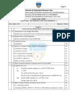 KTU 2019 May University QP Key
