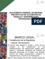 Reglamento General de Medidas Preventivas dennis.ppt