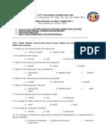 PRELIM EXAM IN CHEMISTRY 1_ SENIOR HIGH SCHOOL