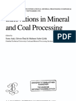 Innovations in Mineral and Coal Processing
