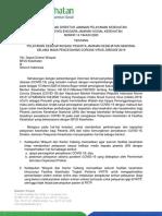 14. SE Dirjampelkes ttg Pelayanan Kesehatan bagi Peserta JKN selama masa pencegahan covid-19.pdf
