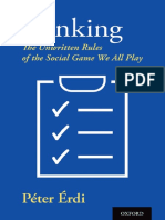 Ranking the Unwritten Rules of the Social Game We All Play