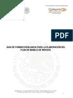 GUIA DE FV PARA ELABORACIÓN DEL PMR-NOM220SSA12012
