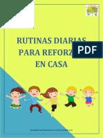 GUIA RUTINAS DIARIAS