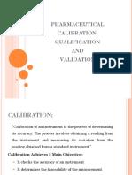 PHARMACEUTICAL CALIBRATION, QUALIFICATION-converted