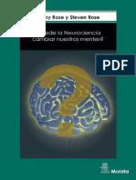 ¿Puede la neurociencia cambiar nuestras mentes.pdf