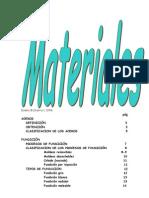 materiales acero