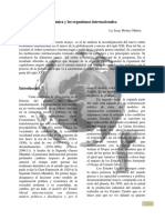 2016 - 08 TEXTO DE LECTURA COMENTADA LA GLOBALIZACION