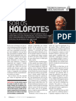 Sob os Holofotes - 76 - 2009