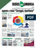 I giornali della carta stampata rassegna stampa del 16 aprile 2020