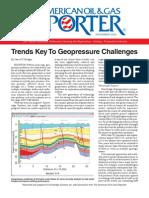 Trends Key to Geopressure Challenges