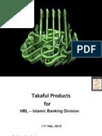 Takaful HBL
