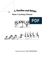 sprints hurdles   relays