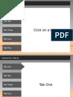 Simple Clean DesignTemplate
