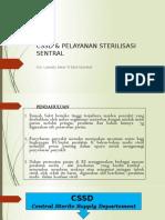 CSSD & PELAYANAN STERILISASI