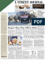 Wallstreetjournal 20151229 the Wall Street Journal