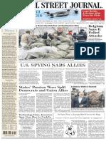 Wallstreetjournal 20151230 the Wall Street Journal