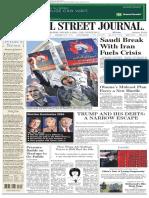 Wallstreetjournal 20160104 the Wall Street Journal
