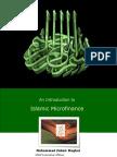 Islamic Micro Finance - PMN