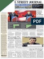 Wallstreetjournal 20160205 the Wall Street Journal