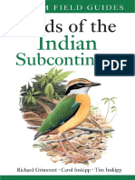[Digital editions] Richard Grimmett, Carol lnskipp, Tim Inskipp - Birds of the Indian Subcontinent (2014, Christopher Helm).pdf
