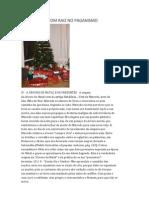 A Verdade Sobre Natal e Os Simbolismos 02