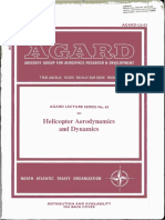 AGARD Lecture №63 Helicopter Aerodynamics.pdf