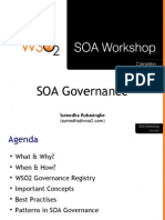 Why SOA Governance
