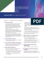 KPMG UK Job Retention Scheme Employer QnA