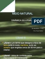 Dinmicadolitoral- Paulo Santos