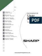 Manual Sharp