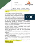 """PTI 8° SEMESTRE CCO 2020 - """"O empreendedorismo individual e suas implicações"""""""