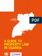 Law of Property Uganda
