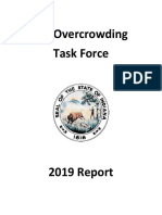 Jail Overcrowding Task Force 2019 Report
