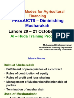AlHuda Islamic Modes Agricultural Financing 20-10-2008-Lahore2