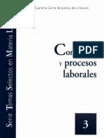 Conflictos y procesos laborales