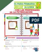 Ejercicios-con-las-Propiedades-de-la-Potenciación-para-Tercero-de-Primaria