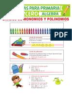 Grados-de-Monomios-y-Polinomios-para-Tercero-de-Primaria