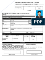 application for ms lahore