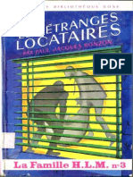 Famille H.L.M. 3 - Les Etranges Locataires - Paul-Jacques Bonzon