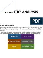 2. Country Analysis