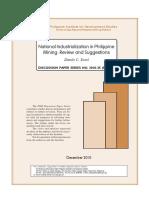 Mining Industrialization_Danilo Israel_PIDS.pdf