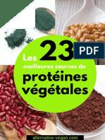 Les 23 protéines végétales.pdf