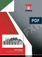 YUASA - Batterie serie FXH