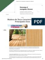 Madera de Teca_ Características y Principales Usos _ Maderame