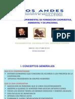 V. Fundamentos Del Cooperativismo