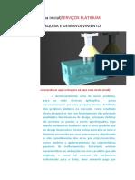 SERVICOS PLATINUM_Pesquisa e Desenvolvimento