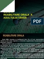 a Curs 4 Reabilitare orala a adultului tanar
