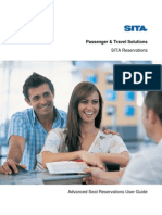 SITA Reservations Advance Seat Reservations User Guide_13.0 A4
